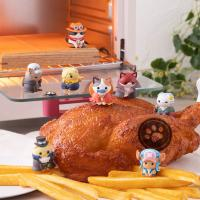 Gallery Image of I'm Gonna Be King of Paw-rates Collectible Set