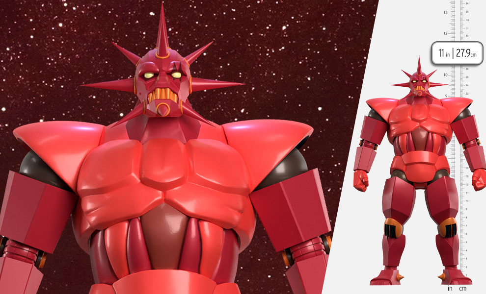 Gallery Feature Image of Armored Mon*Star Action Figure - Click to open image gallery