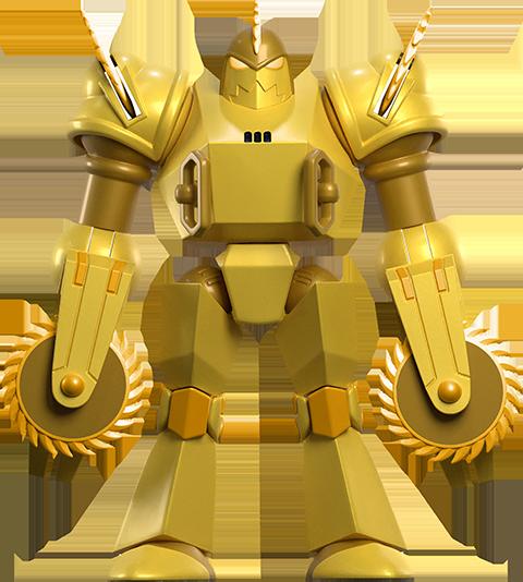Super 7 Buzz-Saw Action Figure