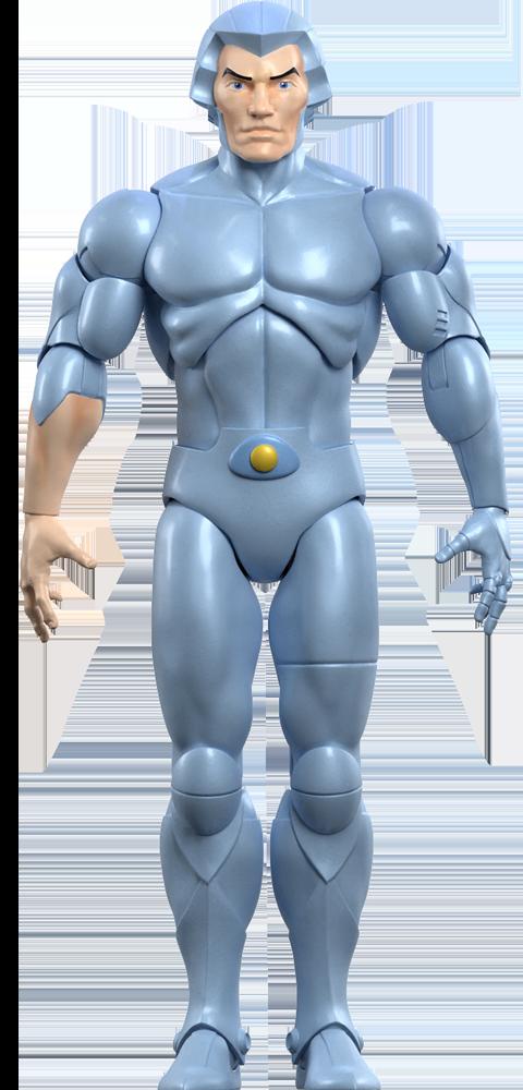 Super 7 Quicksilver Action Figure