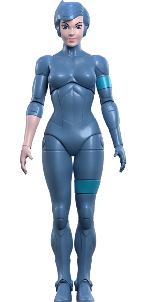 Steelheart Action Figure