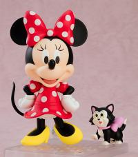 Gallery Image of Nendoroid Minnie Mouse: Polka Dot Dress Version Collectible Figure