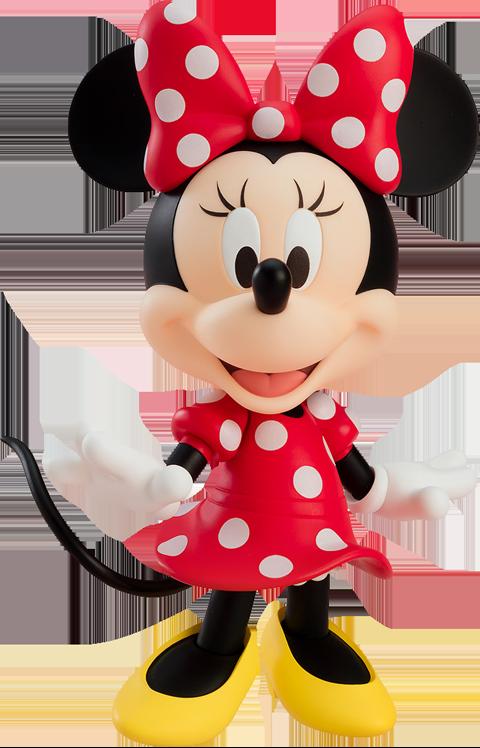 Good Smile Company Nendoroid Minnie Mouse: Polka Dot Dress Version Collectible Figure