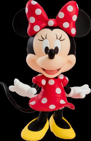 Nendoroid Minnie Mouse: Polka Dot Dress Version Collectible Figure