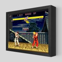 Gallery Image of Street Fighter Ryu vs. Ken Shadow box art