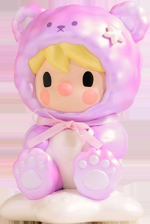 Pop Mart Sweet Bean Bear Baby Collectible Figure