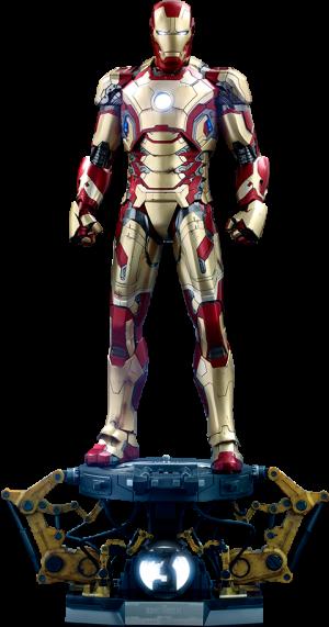 Iron Man Mark XLII (Deluxe Version) Quarter Scale Figure