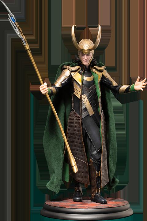 Kotobukiya Loki Statue