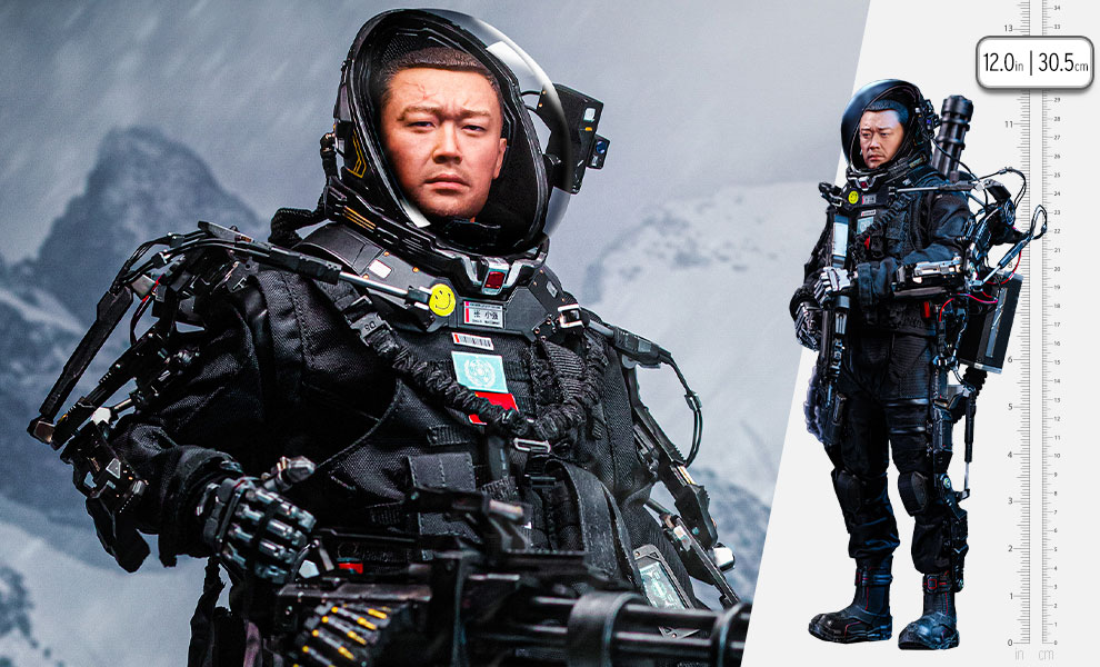 Gallery Feature Image of Zhang Xiaoqiang Sixth Scale Figure - Click to open image gallery
