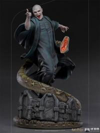Gallery Image of Voldemort and Nagini Statue