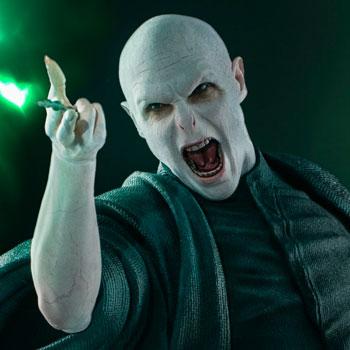Voldemort and Nagini Statue