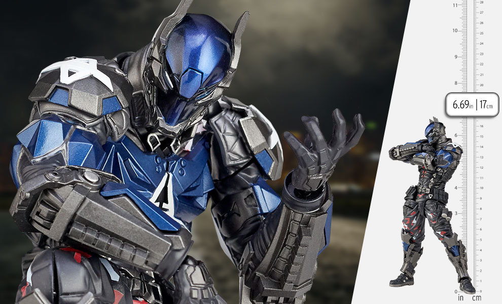 Gallery Feature Image of Amazing Yamaguchi Arkham Knight Collectible Figure - Click to open image gallery