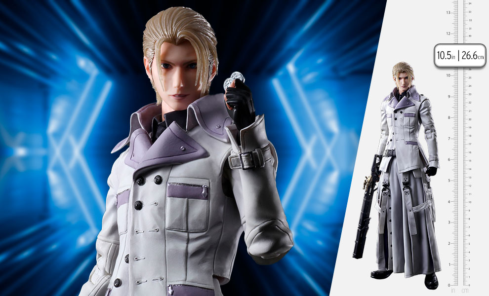 Gallery Feature Image of Rufus Shinra Action Figure - Click to open image gallery