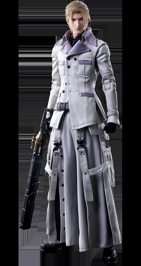Square Enix Rufus Shinra Action Figure