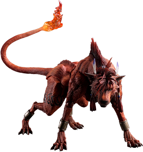 Square Enix Red XIII Action Figure