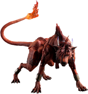 Red XIII Action Figure