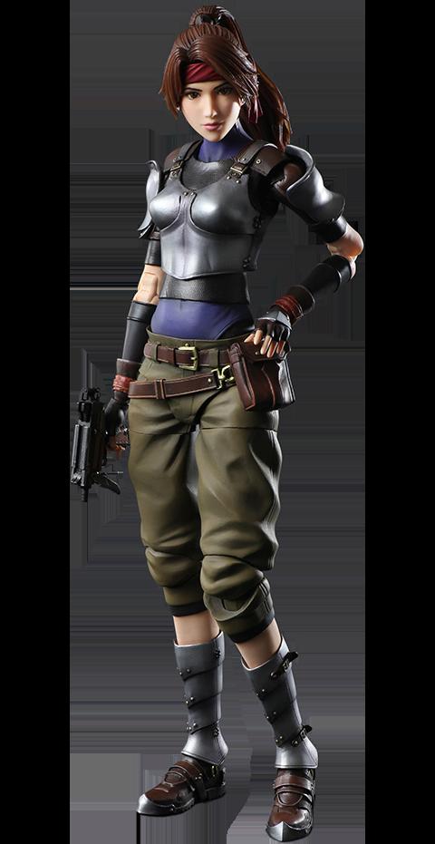 Square Enix Jessie Action Figure