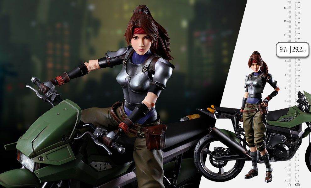 Gallery Feature Image of Jessie and Motorcycle Action Figure - Click to open image gallery