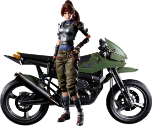 Jessie and Motorcycle Action Figure