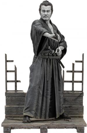 Toshiro Mifune Statue