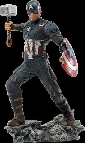 Captain America Ultimate 1:10 Scale Statue
