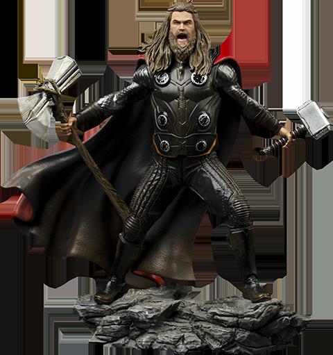 Iron Studios Thor Ultimate 1:10 Scale Statue