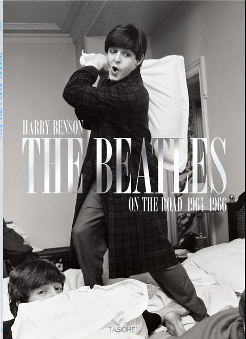 TASCHEN Harry Benson. The Beatles Book