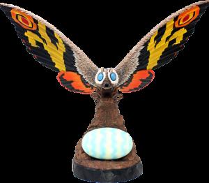 Mothra Statue