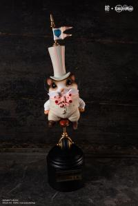 Gallery Image of Monocycle Hum Statue