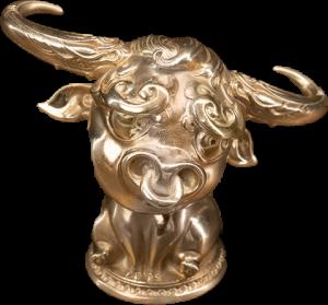 Mythical Beast-Calf Figurine