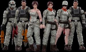 Mech Maintenance Team A Collectible Set