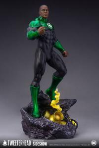 Gallery Image of John Stewart – Green Lantern Maquette