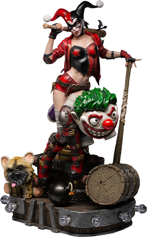 Iron Studios Harley Quinn 1:3 Scale Statue