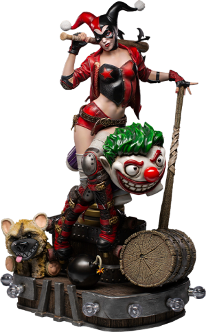 Harley Quinn 1:3 Scale Statue