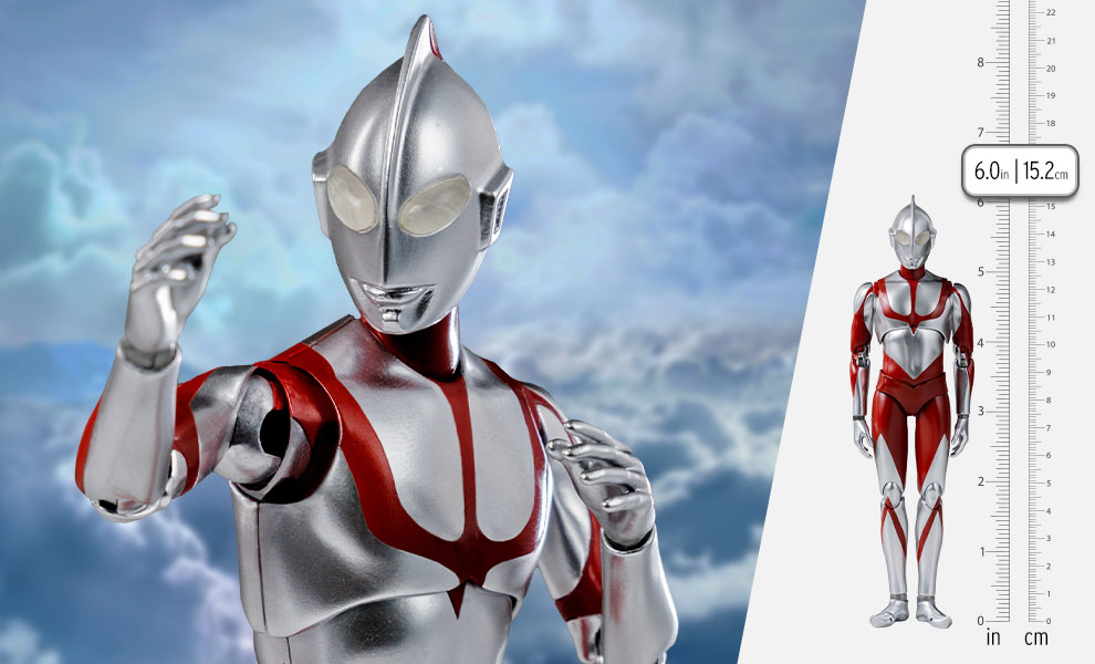 Gallery Feature Image of Ultraman (Shin Ultraman) Figure - Click to open image gallery