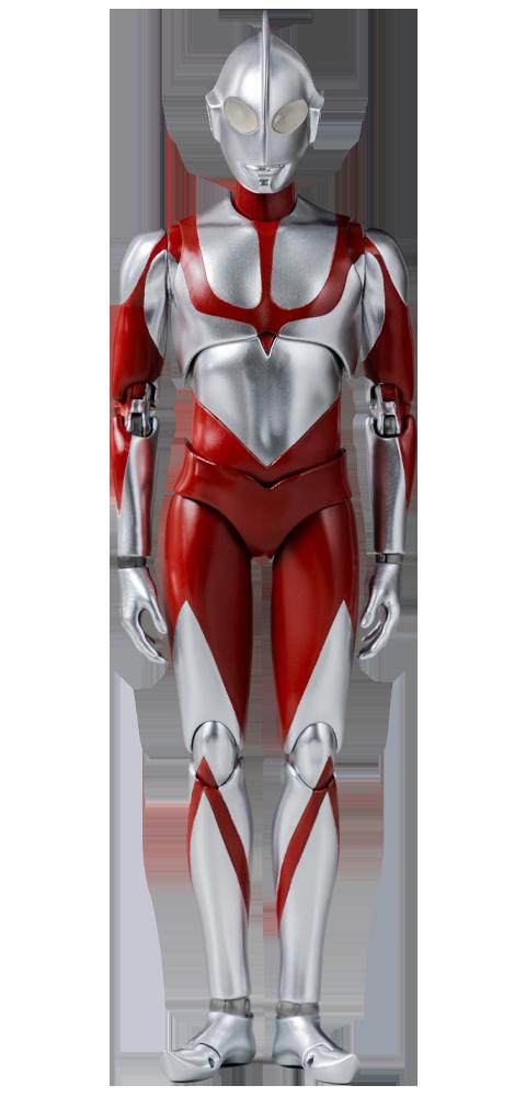 Threezero Ultraman (Shin Ultraman) Figure