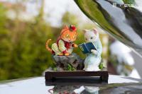 Gallery Image of Bao and Dai Cat Figurine
