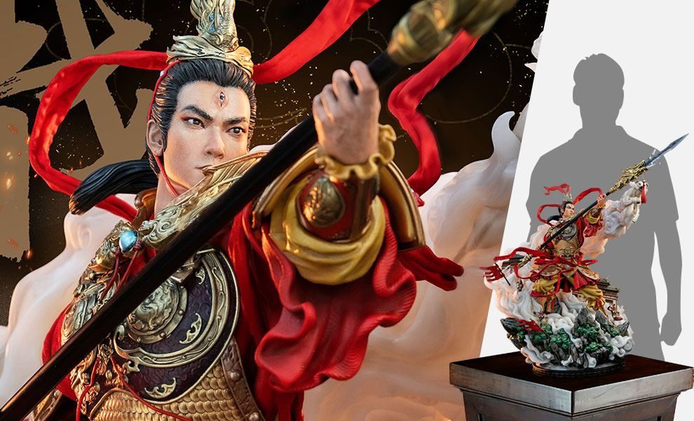Gallery Feature Image of Yang Jian Statue - Click to open image gallery