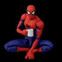 Gallery Image of Spider-Man Peter B. Parker Action Figure