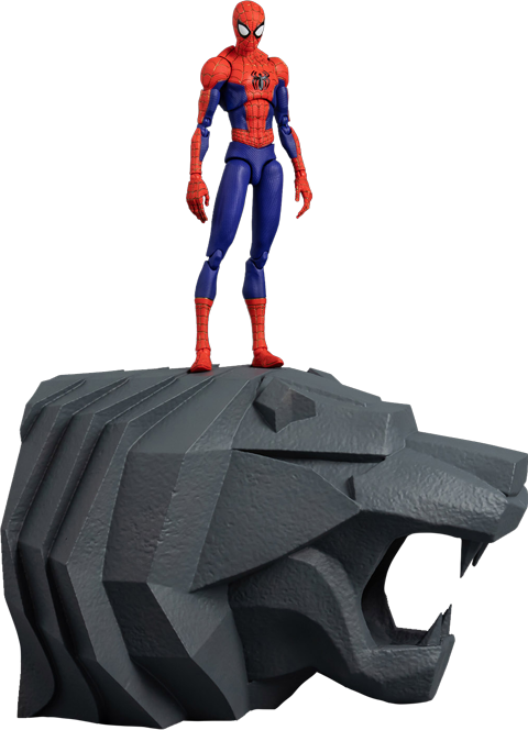 Sentinel Spider-Man Peter B. Parker (Special Version) Action Figure