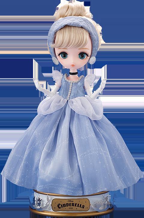 Good Smile Company Harmonia Bloom Cinderella Collectible Doll