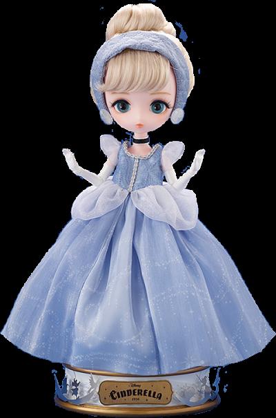 Harmonia Bloom Cinderella Collectible Doll