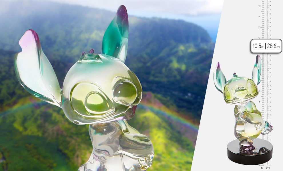 Gallery Feature Image of Rainbow Stitch Figurine - Click to open image gallery