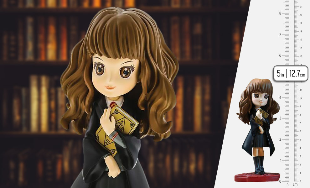Gallery Feature Image of Hermione Granger Figurine - Click to open image gallery