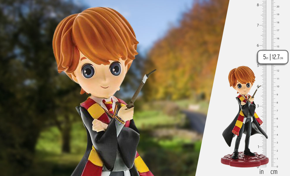 Gallery Feature Image of Ron Weasley Figurine - Click to open image gallery