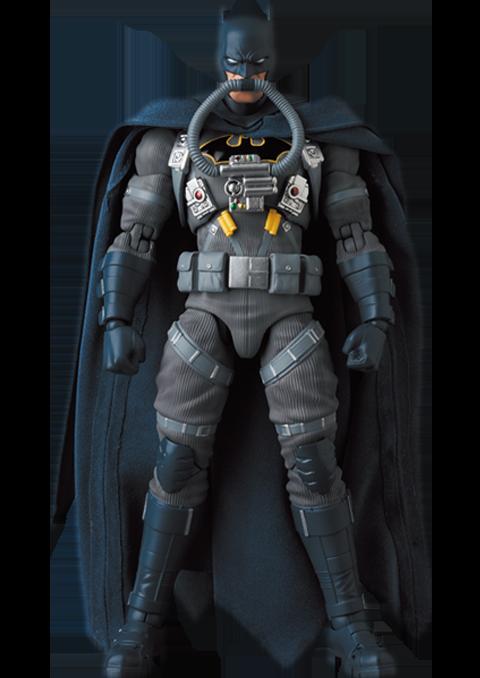 Medicom Toy Stealth Jumper Batman (Hush) Collectible Figure