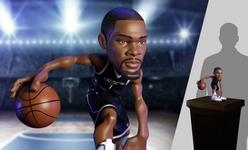 Gallery Feature Image of Kevin Durant SmALL-STARS Collectible Figure - Click to open image gallery