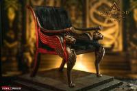 Gallery Image of Pharoah Tutankhamun (Black) Sixth Scale Figure