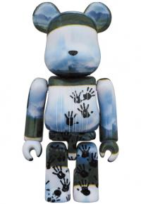 Gallery Image of Be@rbrick Death Stranding 100% and 400% Bearbrick