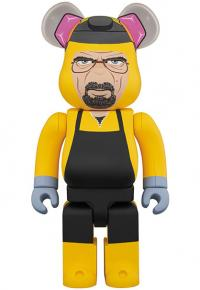 Gallery Image of Be@rbrick Breaking Bad Walter White (Chemical Protective Clothing Ver.) 1000% Bearbrick